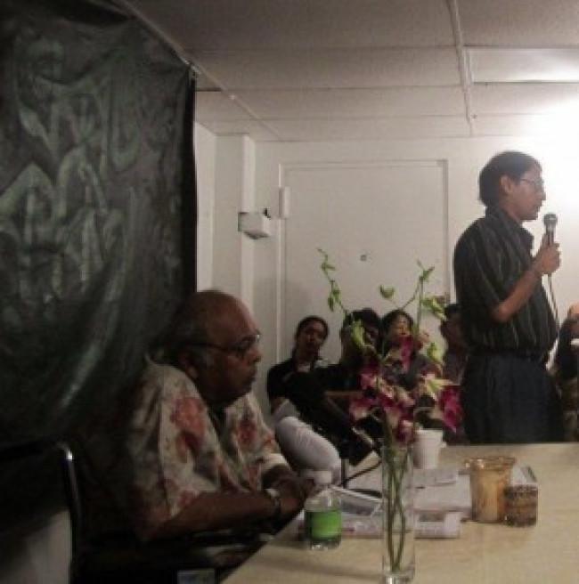 কবি শহীদ কাদরীর আয়োজনে নিউইয়র্কে একটি অনবদ্য কবিতা সন্ধ্যা