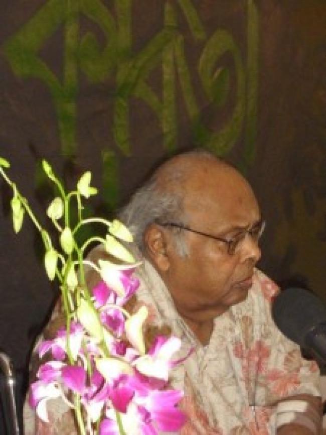 'প্রেম চিরন্তন নয়': কবি শহীদ কাদরী