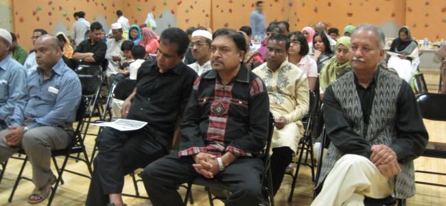 মন্ট্রিয়লে নন্দিত কথাশিল্পী হুমায়ূন আহমেদ স্মরণে নাগরিক শোকসভা অনুষ্ঠিত